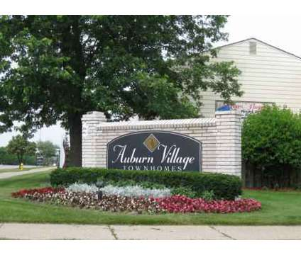 2 Beds - Auburn Village Townhomes at 60-1/2 Grantour Ct in Pontiac MI is a Apartment