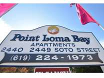 1 Bed - Point Loma Bay