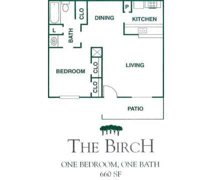 1 Bed - Arbors at Town Square at 1000 E Curtis in Pasadena TX is a Apartment