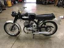1966 Honda Dream 305cc