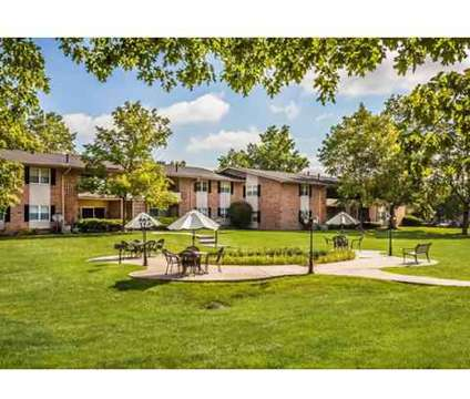 1 Bed - Fountain Parc Apartments & Townhomes at 4912 D Whitton Place in Indianapolis IN is a Apartment
