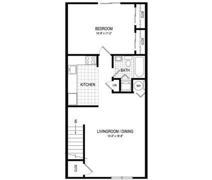 1 Bed - Hunters Creek at 2835 Century Ln in Bensalem PA is a Apartment