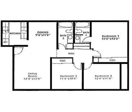 3 Beds - Sierra Meadows Apts (Great Move In Specials!) at 4236 Eubank Boulevard Ne in Albuquerque NM is a Apartment
