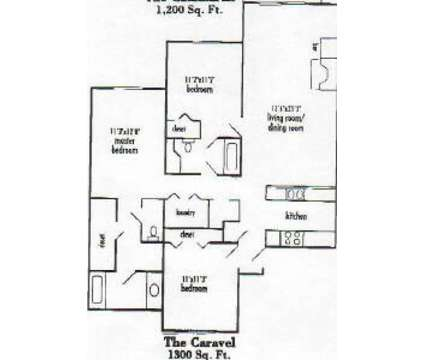 3 Beds - Edgewater on Lanier at 2419 Old Thompson Bridge Road in Gainesville GA is a Apartment