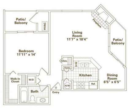 1 Bed - Forest Pointe at 29533 N Waukegan Road in Lake Bluff IL is a Apartment