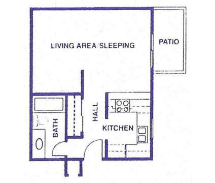 Studio - Sand Creek at 3801 Ashe Rd in Bakersfield CA is a Apartment