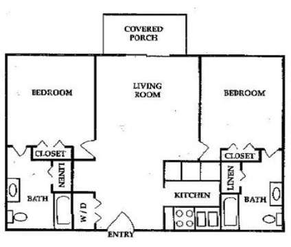 2 Beds - Rustic Village at 510 Central Drive in Chattanooga TN is a Apartment