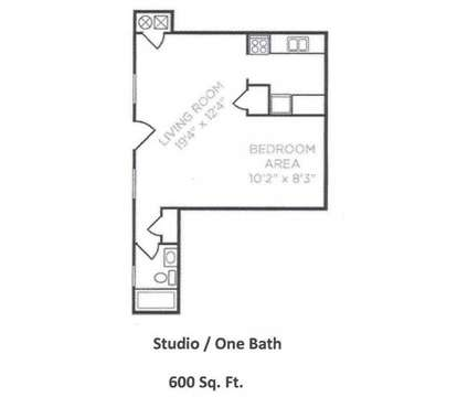 Studio - Augusta Arms at 1800 Augusta Ct in Lexington KY is a Apartment