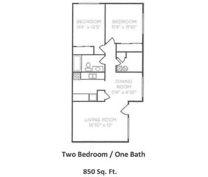 2 Beds - Augusta Arms at 1800 Augusta Ct in Lexington KY is a Apartment