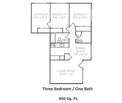 3 Beds - Augusta Arms at 1800 Augusta Ct in Lexington KY is a Apartment