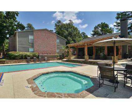 1 Bed - Woodcreek Apartments at 1235 Josey St in Huntsville TX is a Apartment