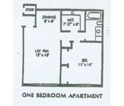 1 Bed - Georgian Court Apartments at 902 Joliet Rd in La Grange IL is a Apartment