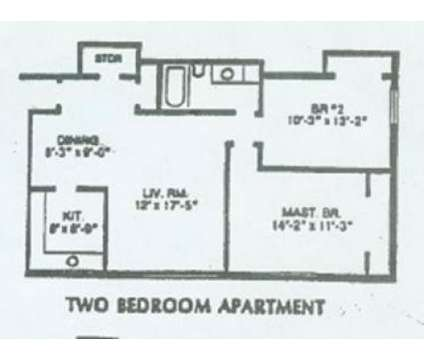 2 Beds - Georgian Court Apartments at 902 Joliet Rd in La Grange IL is a Apartment