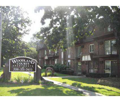 1 Bed - Woodland Courts at 3621 W 119th St in Alsip IL is a Apartment