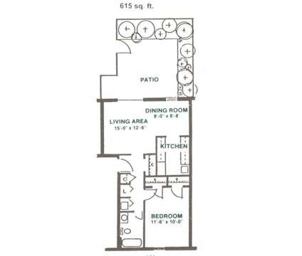 1 Bed - Kimberly Court at 4121 Kimberly Parkway North in Columbus OH is a Apartment