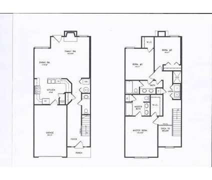 3 Beds - Winfield Farms Apartments & Townhomes at 402 Brunswick Dr in Lafayette IN is a Apartment