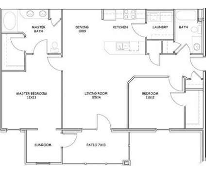 2 Beds - The Enclave of Hardin Valley Apartments at 2100 Greenland Way At Hardin Valley Road in Knoxville TN is a Apartment