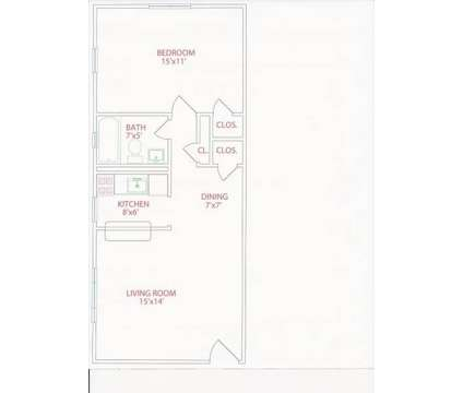 1 Bed - Bellevue Mansions at 440 Jefferson Ave in Bellevue PA is a Apartment