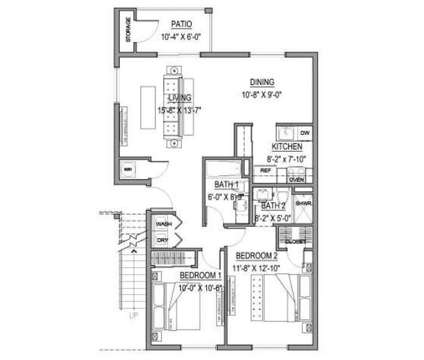 2 Beds - Innovo Living On Atlantic at 801 Harbor Inn Dr in Coral Springs FL is a Apartment