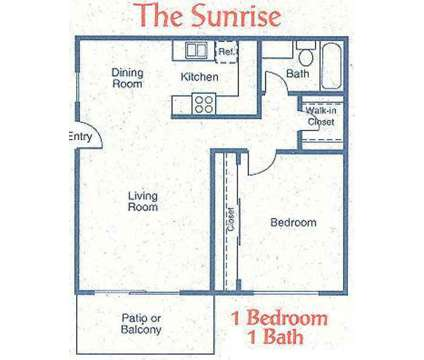 1 Bed - Tierra Del Sol Apartments at 989 Peach Ave in El Cajon CA is a Apartment