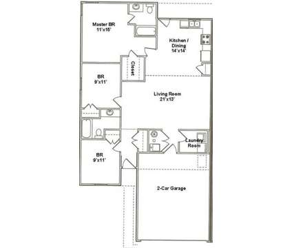 3 Beds - Hearthstone Crossing Duplexes at 200 Canal St in Belton MO is a Apartment