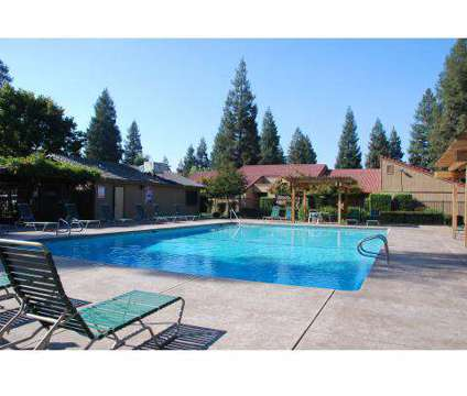 1 Bed - Pine Tree Village Apartments at 6840 N Maple Ave in Fresno CA is a Apartment
