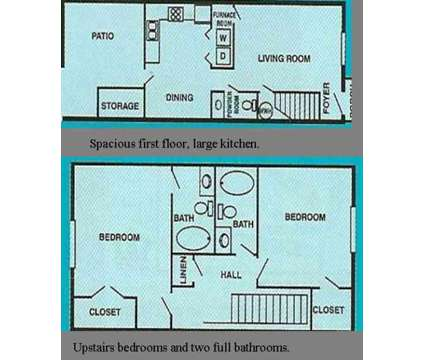 2 Beds - Tamarind Place Apartments at 5217 Tern Place in Fayetteville NC is a Apartment