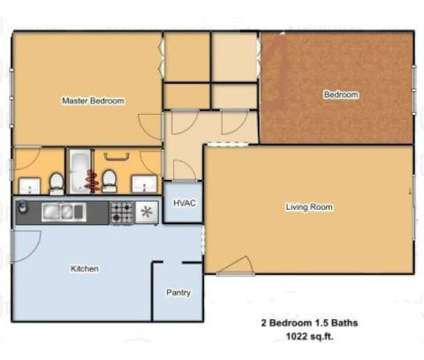 2 Beds - Stonleigh Apartment Homes at 1331 Stonleigh Ct in Leavenworth KS is a Apartment