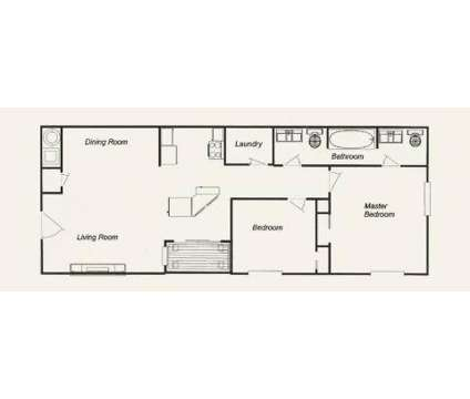 2 Beds - Martin House Apartments at 301 Marshall Rd in Platte City MO is a Apartment