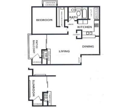 1 Bed - Beacon Hill at 9959 Adleta Boulevard in Dallas TX is a Apartment