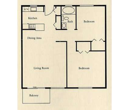 2 Beds - Thamesview Apartments at 495 Laurel Hill Rd in Norwich CT is a Apartment