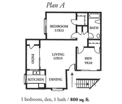 1 Bed - Amber Ridge at 2421 Foothill in La Verne CA is a Apartment