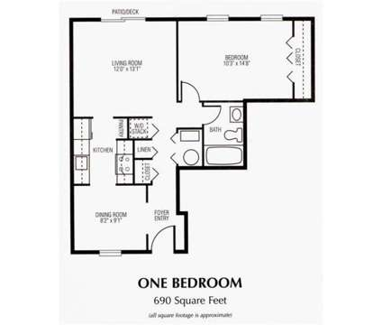 1 Bed - Eastgate Apartments at 125 Eastgate Way in Manchester NH is a Apartment