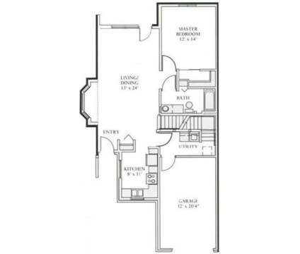 1 Bed - Villas at Granville at 8616 N 72nd St in Milwaukee WI is a Apartment