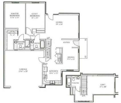 3 Beds - Villas at Granville at 8616 N 72nd St in Milwaukee WI is a Apartment