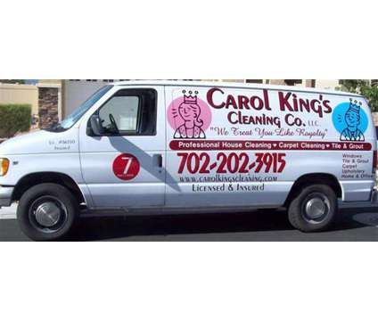 Carol Kings Cleaning LLC - Maid Service - Carpet Cleaning - House Cleaning is a Home Cleaning & Maid Services service in Las Vegas NV