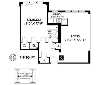 1 Bed - Ambassador Towers at 44 South Munn Ave in East Orange NJ is a Apartment