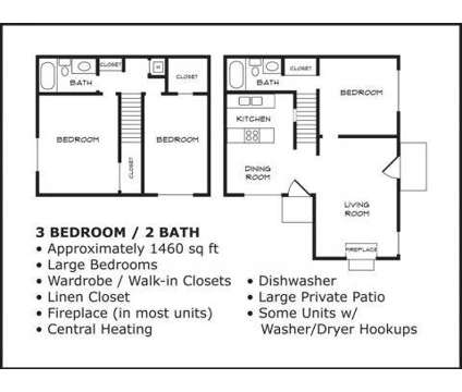 3 Beds - Montclaire Apartments at 2970 Ruby Dr in Fullerton CA is a Apartment