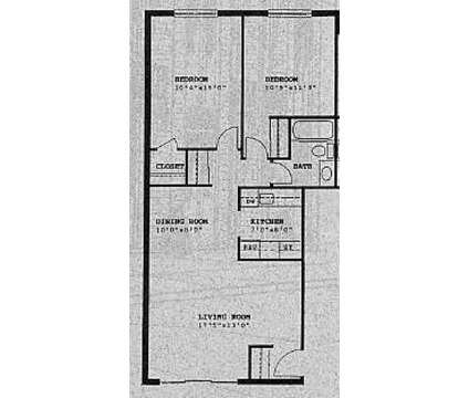 2 Beds - Northern View Villas at 4879 Columbia Rd in North Olmsted OH is a Apartment