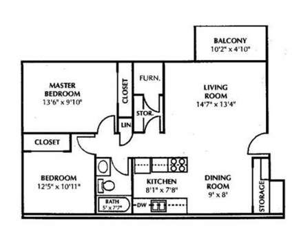 2 Beds - Springport Glen Apartments at 2951 Pheasant Run Dr Apartment A in Jackson MI is a Apartment