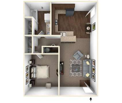 1 Bed - Laurel Lake Apartments of Indianapolis at 2220 E Stop 13 Rd in Indianapolis IN is a Apartment