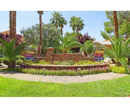 2 Beds - Gloria Park Villas at 3625 S Decatur Blvd in Las Vegas NV is a Apartment