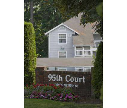 1 Bed - 95th Court at 16405 Ne 95th St in Redmond WA is a Apartment