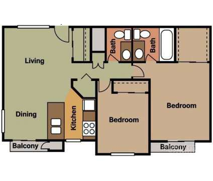2 Beds - Sun Crest at 111 North Mesa Dr in Mesa AZ is a Apartment