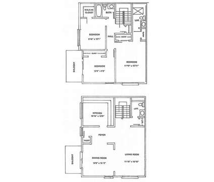 3 Beds - Rivendell Properties at 101 Mindy Ln in Piscataway NJ is a Apartment