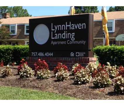 2 Beds - Lynnhaven Landing Apartments & Townhomes at 352 Fernwood Court 101 in Virginia Beach VA is a Apartment