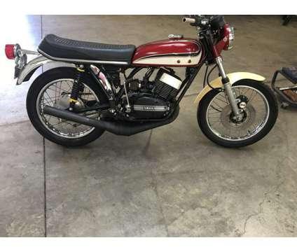 1974 Yamaha RD350 is a 1974 Yamaha RD Classic Motorcycle in Newark NJ