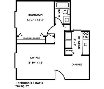 1 Bed - The Barrington at 875 Derbyshire Road in Daytona Beach FL is a Apartment