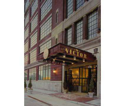 Studio - The Victor Lofts at One Market St in Camden NJ is a Apartment