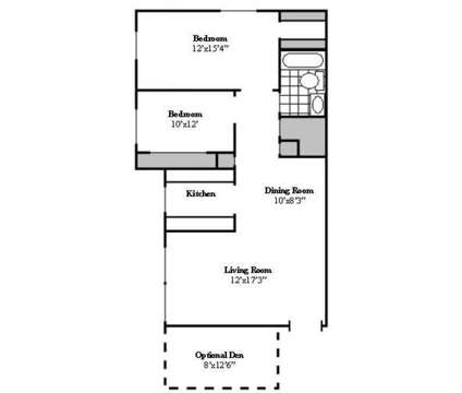 2 Beds - Emerald Point Apartments & Townhomes at 2100 Westminster Ln in Virginia Beach VA is a Apartment